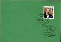 1975 Deutsche Post BERLIN Sonderstempel Lovis Corinth Erstausgabe Sonderstempel