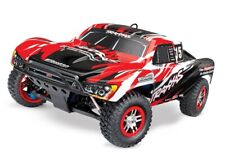Traxxas Slayer Pro 4WD RTR Nitro Short Course Truck (Red) - TRA59076-3-RED