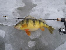 "St Croix Legend Style Custom Ice Rod 28"" Light Action Replica"