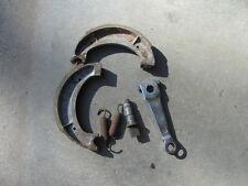 1978 kawasaki ke125  - front brake parts