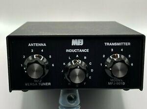 MFJ-901B Ham Radio Antenna Tuner