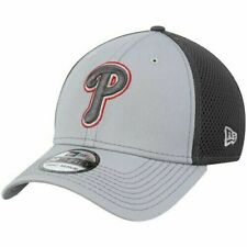 Philadelphia Phillies New Era Grayed Out Neo 39THIRTY Flex Fitted Hat
