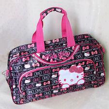 HelloKitty Zipper Handbag Tote Shoulder Bag 2017  New Cute  Multi-color Big Size