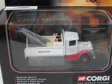 Corgi Fire Heroes Mack Breakdown Truck - CS90016 - Mint in the box