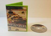 Battlefield 2 Modern Combat (Microsoft Xbox, 2005) first person war shooter game