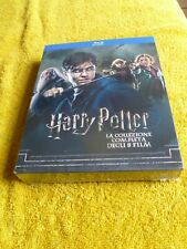 Harry Potter Complete Collection 1-7.2 - Blu-ray Box Set - NEU/OVP