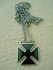 Vintage Iron Cross Medal on Chain / Pendant