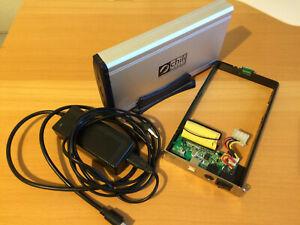 Chiki Green 3.5 HDD Rahmen USB incl. Netzteil