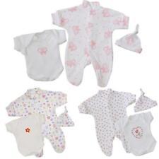 Conjuntos de ropa de manga larga rosa para niñas de 0 a 24 meses