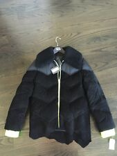 Alexander Wang Winter Fur/Leather Puffer size 2, Originally $2195 NWT