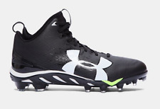 NEW Sample Under Armour Men's US Size 9 Spine Fierce MC Football Cleats $100