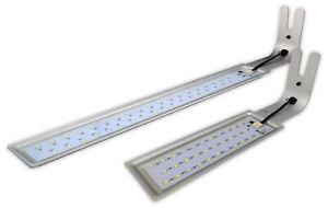 FLUVAL SPEC NEW 10L & 19L LED WHITE & BLUE LIGHT AQUARIUM FISH TANK SPOT