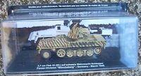 3,7 CM FLAK 43 WEHRMACHT SCHLEPPER GERMANY 1945  SCALA 1/72  029