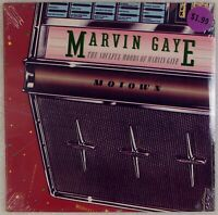 MARVIN GAYE: Soulful Moods Of Marvin US Motown Natural Resources Reissue LP '78