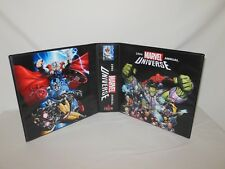 Custom Made  Marvel Universe 1994 Annual 3 Inch  Binder Graphics Only