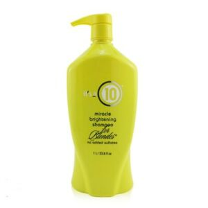 It's A 10 Miracle Brightening Shampoo (For Blondes) 1000ml Mens Hair Care