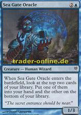 4x Sea Gate Oracle (Orakel aus Seetor) Jace vs. Vraska Magic