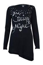 Style & Co. Women's Size 1X One Starry Night Tunic Sweater $59.50
