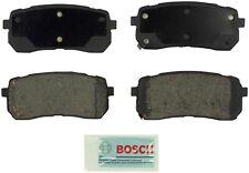 Disc Brake Pad Set-Blue Brake Pads Rear Bosch BE1302