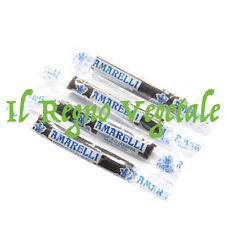 AMARELLI 4xBASTONI di Puro Succo di Liquirizia 10g Incartati Pure Licorice