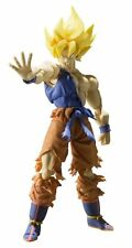 Bandai Dragonball Z S.H.Figuarts Super Saiyan Son Goku Action Figure F/S from JP