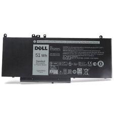 Original OEM G5M10 Battery For Dell Latitude E5250 E5270 E5450 E5470 E5550 E5570