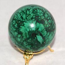 Malachite Sphere Ball Africa