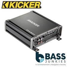 KICKER 43CXA3001 CX Series 300 WATT MONOBLOCCO MONO BASS Amplificatore Auto Van Amp