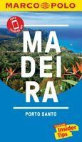 Madeira Marco Polo Pocket Travel Guide - with pull out map 9783829708036
