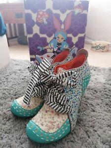 Ladies Irregular Choice Shoes - Used - Size 41