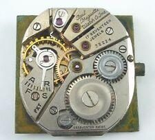 Vintage Paul Breguette Mechanical Wristwatch Movement  - Parts / Repair