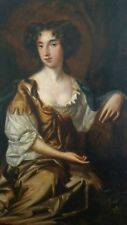 ATTRIBUTED MICHAEL  DAHL  OLD MASTER CIRCA 1740  OIL CANVAS PORTRAIT TO £40,000.
