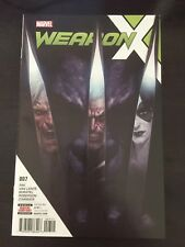 Weapon X #7 NM (9.4) or Better Totally Awesome Hulk Unread First print