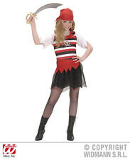 Childrens Pirate Girl Fancy Dress Costume 11-13 Yrs
