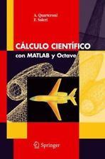 Calculo Cientifico Con MATLAB y Octave (Paperback or Softback)