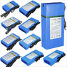 12V DC Rechargeable Li-ion Battery Pack 6800-20000mAh Battery  - UK Plug