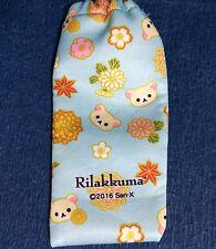 1 x Rilakkuma Phone or Tea Bottle Case / Cover / Bag - Japanese Sanrio