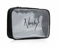 Nanshy Clear PVC Cosmetic Makeup Toiletry Travel Organiser Case Bag Cube Zip