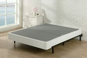 "Zinus Walter 7.5"" Smart Box Spring Mattress Foundation Twin Easy Assembly"