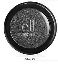 e.l.f. Single Color Eye Shadow PICK YOUR COLOR w/set of 5 Eye Brushes