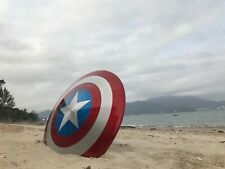 Collection VER Marvel Captain America 75th Anniversary Metal Shield 1:1 INSTOCK