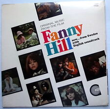 FANNY HILL Soundtrack LP Oven Featuring Frank Thomas SEALED