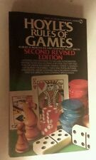 Hoyle's Rules of Games by Albert H. Morehead (1983, Paperback, Revised)