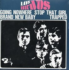 ★☆★ CD Single LOS BRAVOS Going Nowhere 4-track CARD SLEEVE NEW SEALED l ★☆★