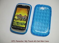 Premium TPU Gel Case for HTC Panache / My Touch 4G