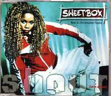 Sweetbox feat. D. Christopher Taylor - Shout (Let It All Out) - CDM - 1998 - 6TR