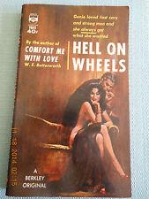 Vintage Paperback, Berkley, PBO, Thriller, W.E. Butterworth