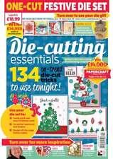 Die Cutting Essentials Magazine Issue 25 July 2017 With Enjoy The Journey Dies
