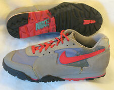 Vintage Nike Echelon Biking Hiking Shoes Womens Sz 9 EUR 40.5 Gray Purple