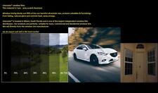 "Uncut Roll Window Tint Film 5% Vlt 36"" In x 10' Ft Feet Car Home Office Glass"